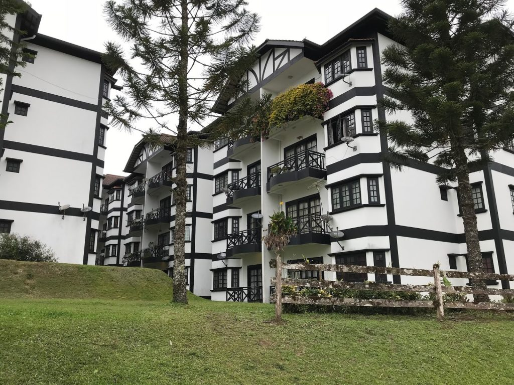 Greenhill Apartment Homestay
