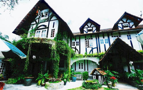 balas-holiday-chalet-cameron-highlands