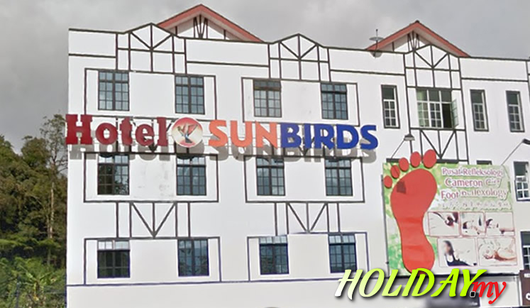 hotel-sun-bird-cameron-highlands