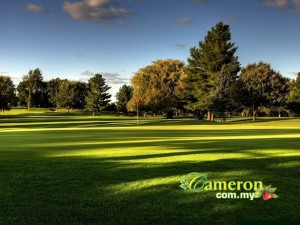 Cameron Highlands Golf