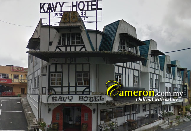 Affordable Hotels in Cameron Highlands