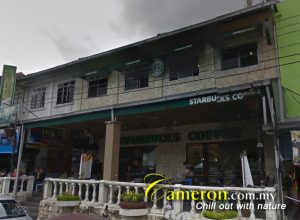 starbucks cameron highlands