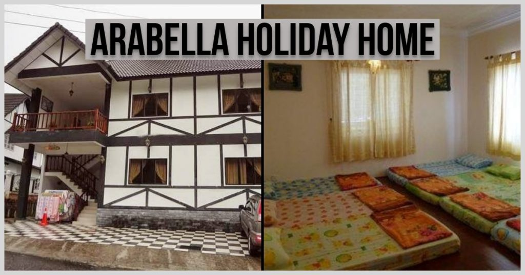 Arabella Holiday Home