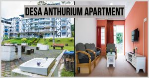 Desa Anthurium Apartment