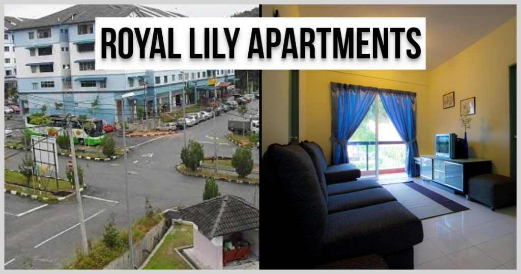 Royal Lily Apartments