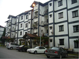 heritage-apartment-cameron-highlands