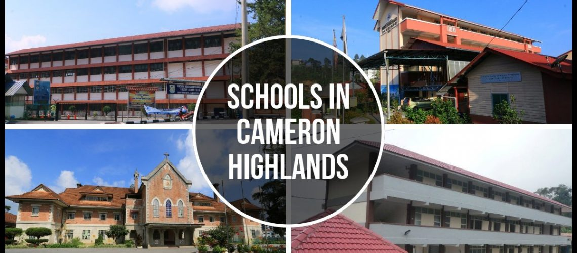 Schools in Cameron Highlands